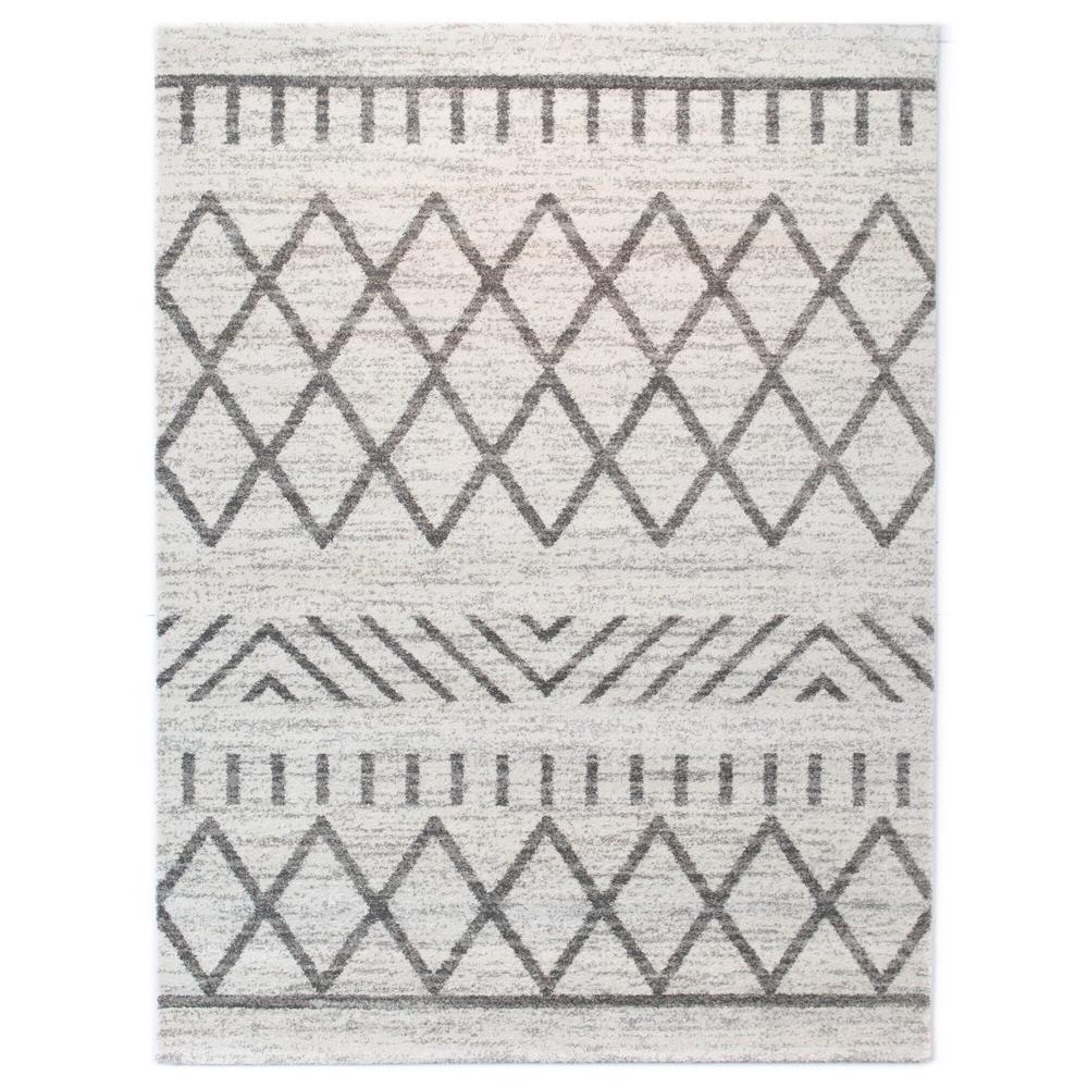Balta Arman Silver 8 Ft X 10 Ft Area Rug 3003889 The Home Depot