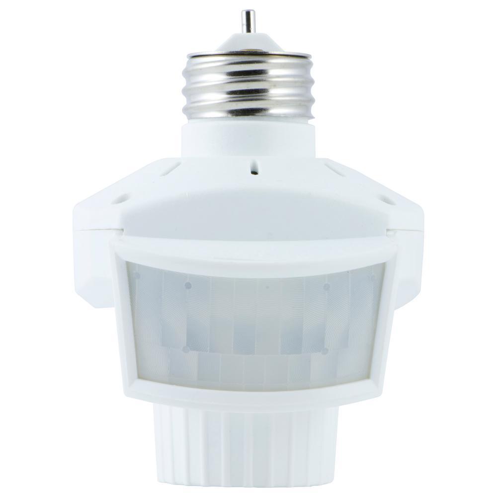 120° Automatic Motion-Sensing Light Control