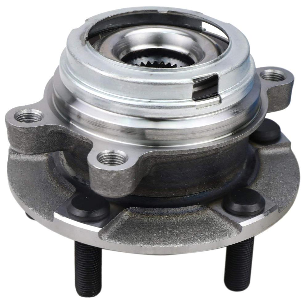 CRS Wheel Bearing and Hub Assembly - Front