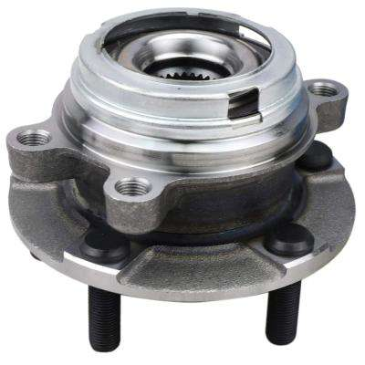 Wheel Bearing and Hub Assembly - Front