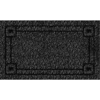 Metro Flint 18 in. x 30 in. Door Mat