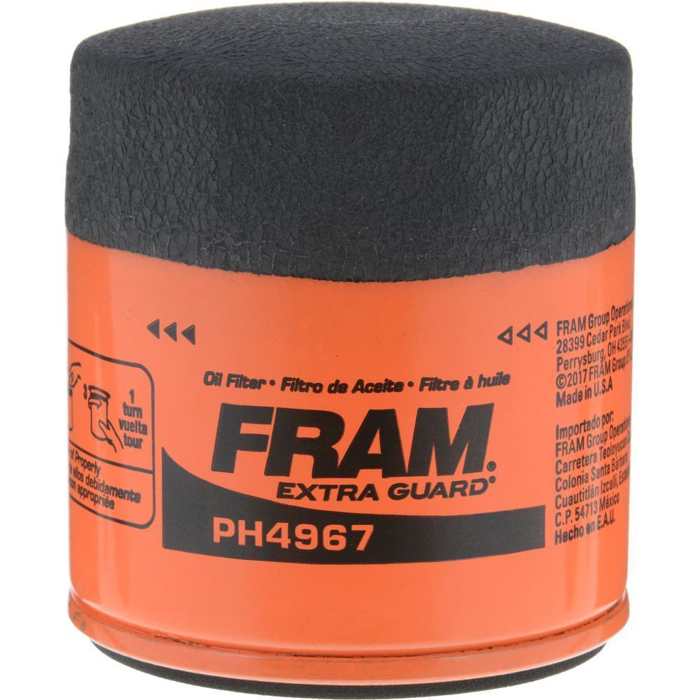 fram filters 3 1 in extra guard oil filter ph4967 the. Black Bedroom Furniture Sets. Home Design Ideas