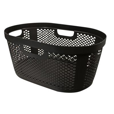 Modern Homes 40 L Laundry Basket Brown