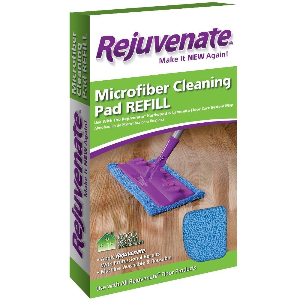 Rejuvenate Microfiber Cleaning Pad Refill