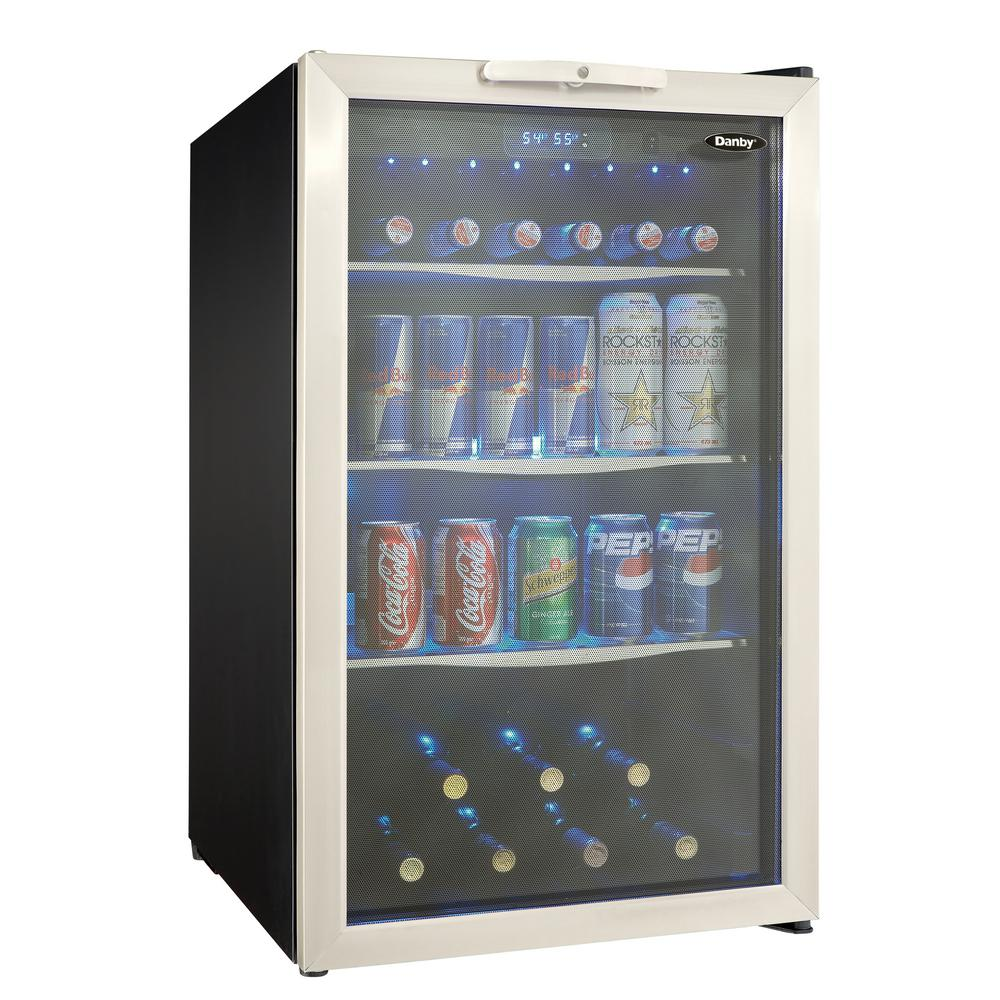 Danby 19 in  124-Can Free-Standing Beverage Center