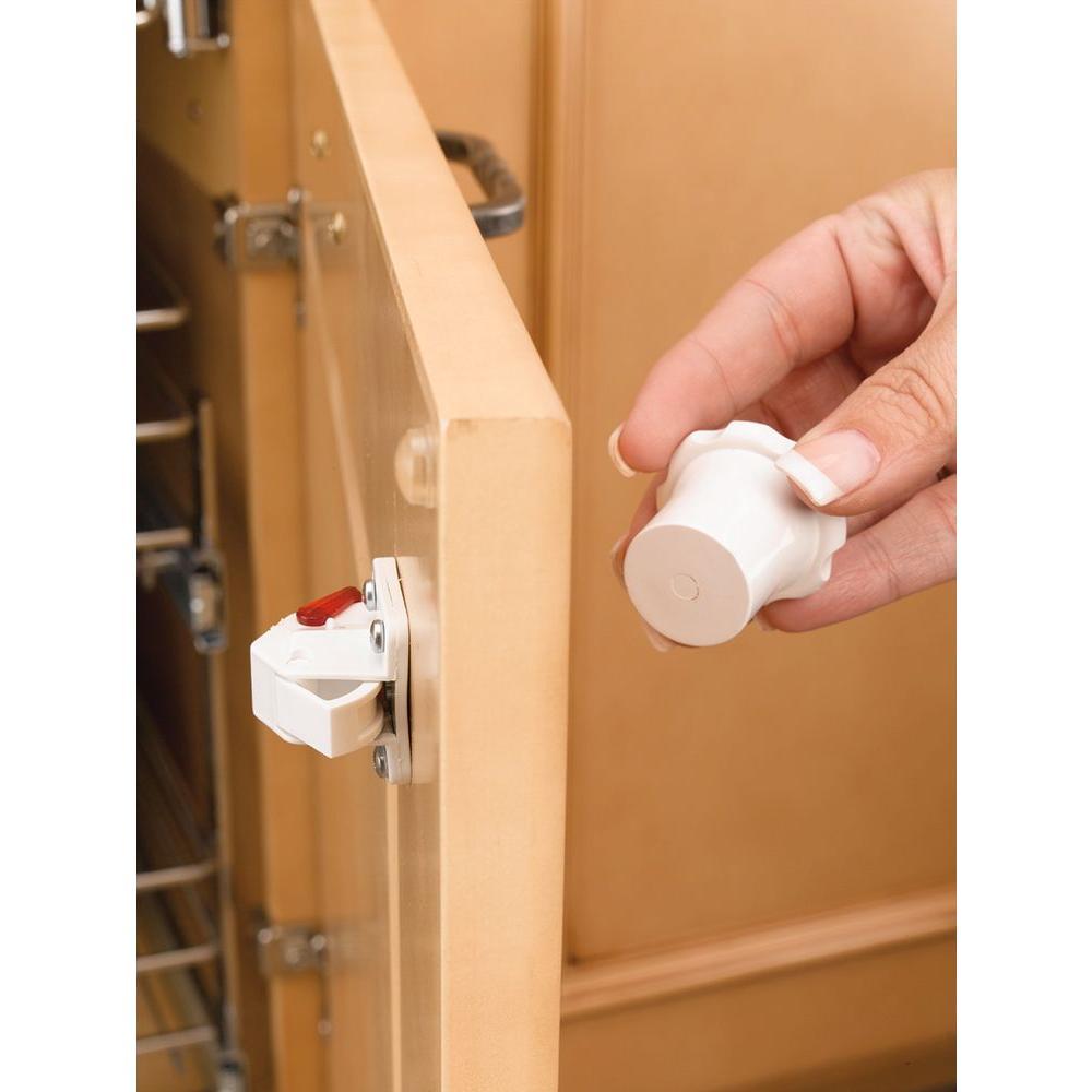 Rev-A-Shelf Rev-A-Lock Cabinet Security System