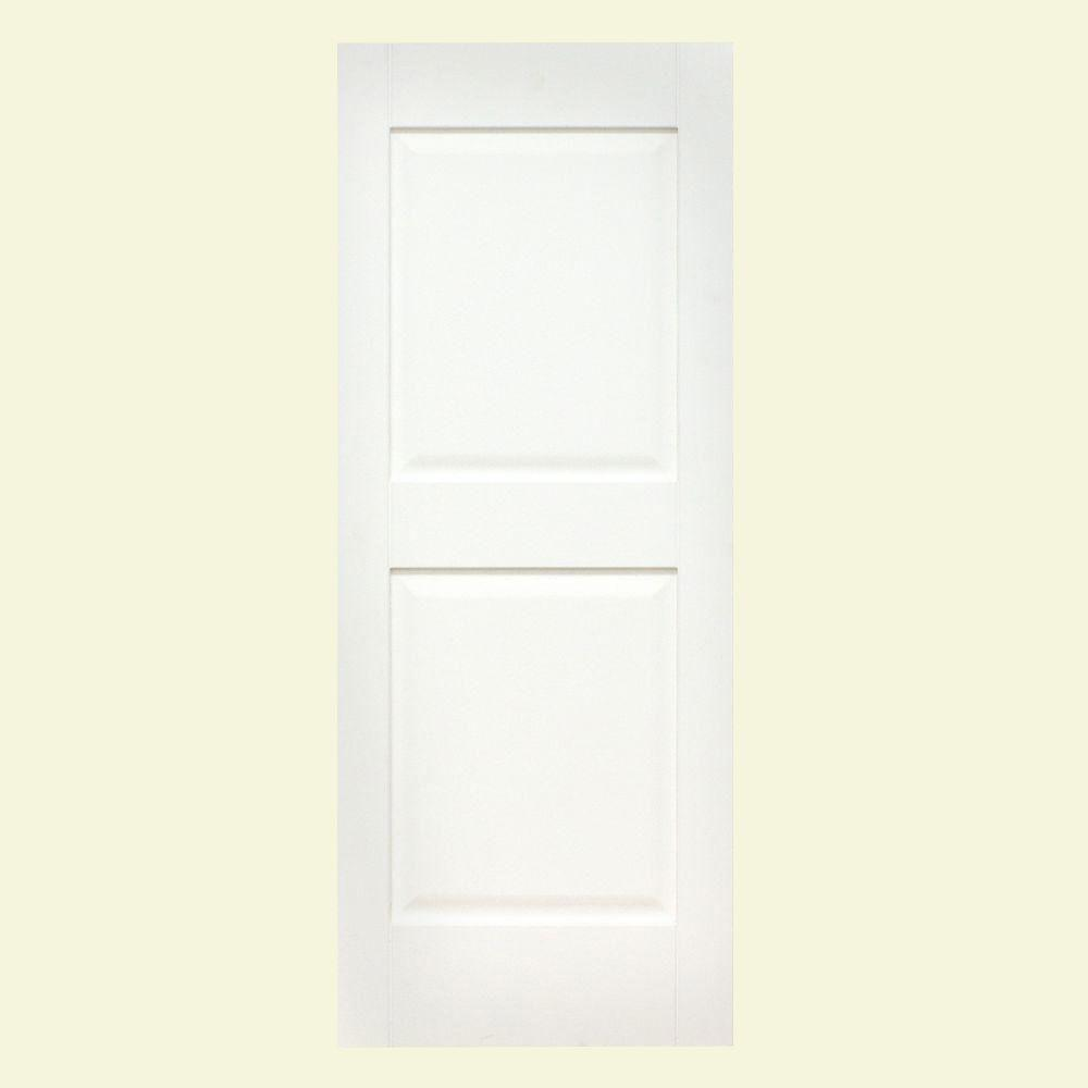 Home Fashion Technologies 14 In X 78 In Panel Panel Behr Ultra Pure White Solid Wood Exterior