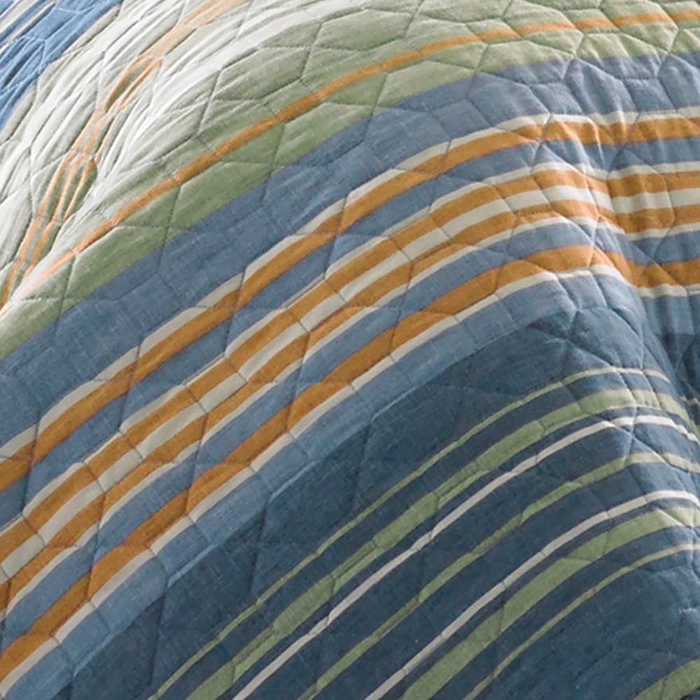 Eddie Bauer Yakima Valley Persimmon King Quilt Set (3-Piece)