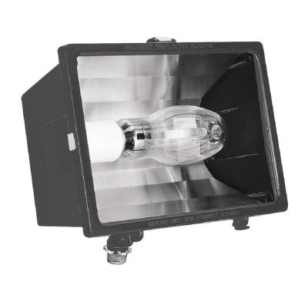 150-Watt Bronze Outdoor High-Pressure Sodium Small Flood Light