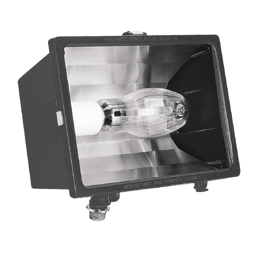 150-Watt Bronze Outdoor High-Pressure Sodium Small Flood Light
