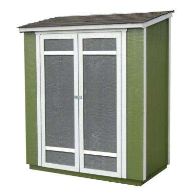 Ocoee 6 ft. x 3 ft. Wood Storage Shed