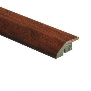 Zamma Brazilian Cherry 7 16 In Thick X 1 3 4 In Wide X 72 In Length Laminate T Molding 013221532 The Home Depot