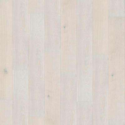 Take Home Sample - Amsterdam Oak Engineered Hardwood Flooring - 7-7/16 in. x 8 in.