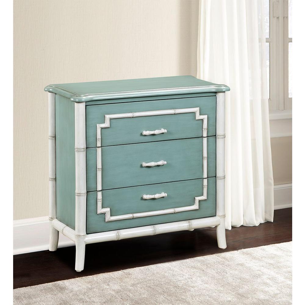Pulaski furniture blue chest ds 2547 850 the home depot for Pulaski furniture