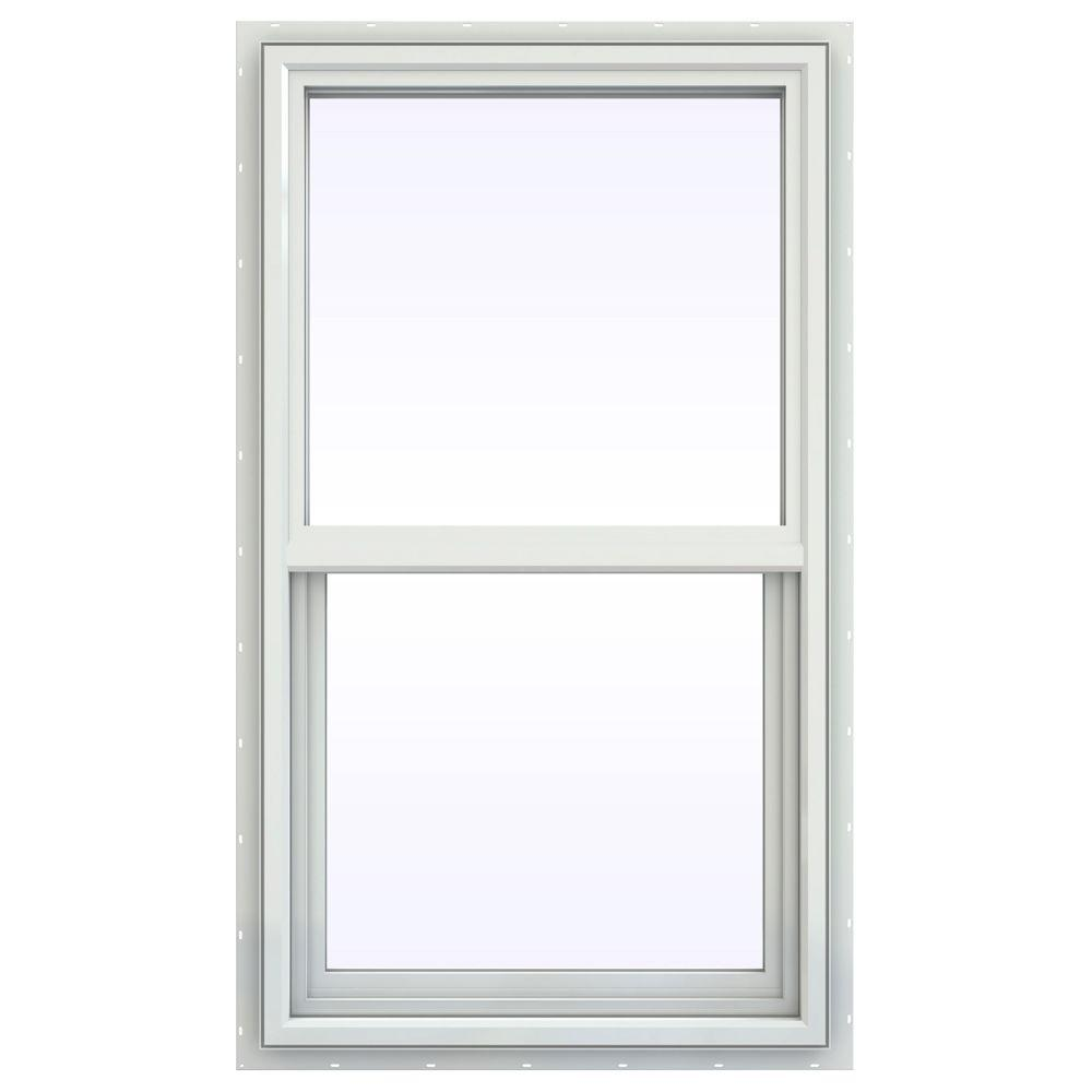 23.5 in. x 47.5 in. V-4500 Series Single Hung Vinyl Window