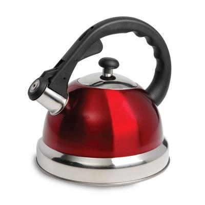 Claredale 7-Cup Stainless Steel Tea Kettle
