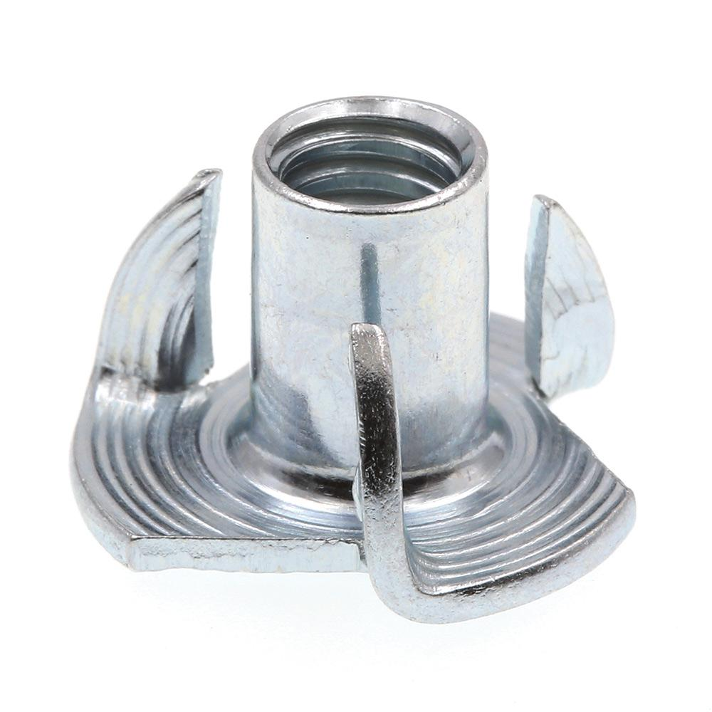 "Wing Nut Zinc Plated Steel Nuts QTY 50 5//16/""-18 UNC Coarse Thread"