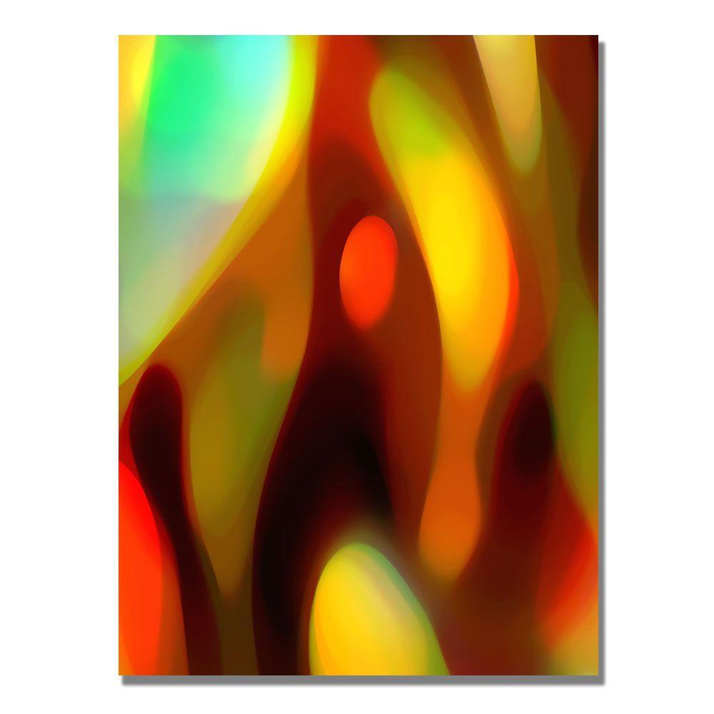 24 in. x 18 in. Aspiring Canvas Art