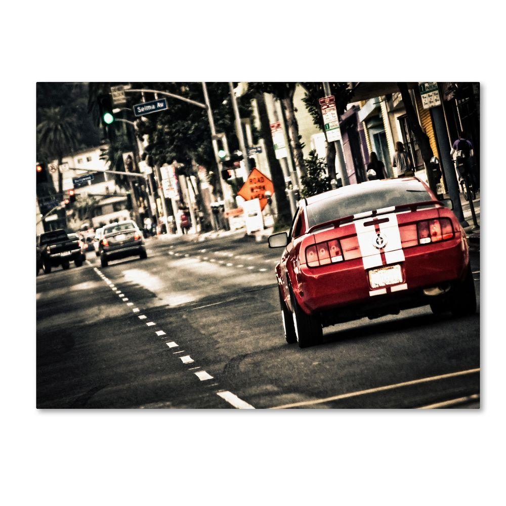 22 in. x 32 in. As a Move Canvas Art