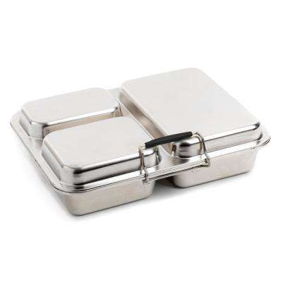 Baransu Stainless Steel Large Lunch Container