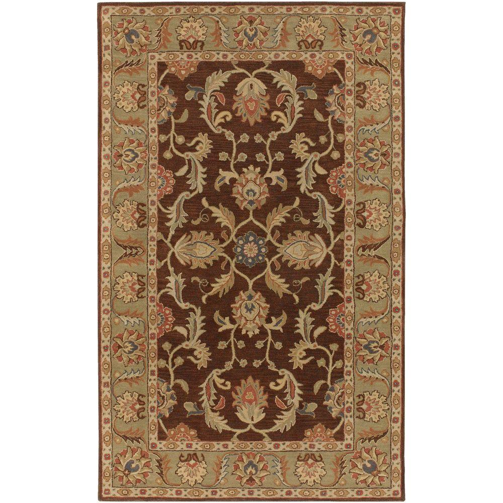John Brown 5 ft. x 8 ft. Area Rug