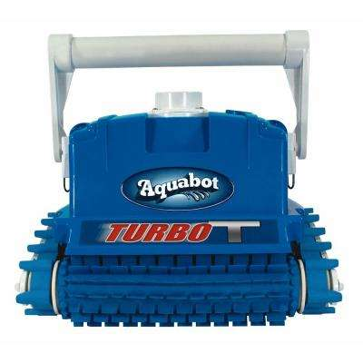 Turbo T Vacuum Cleaner for In-Ground Pools