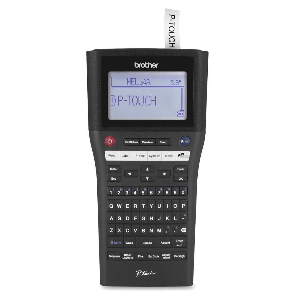 Handheld Rechargeable PC-Connectable Label Maker