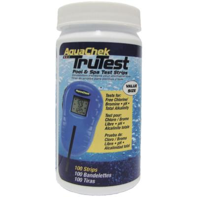TruTest Digital Pool and Spa Test Strips Refills (100-Count)