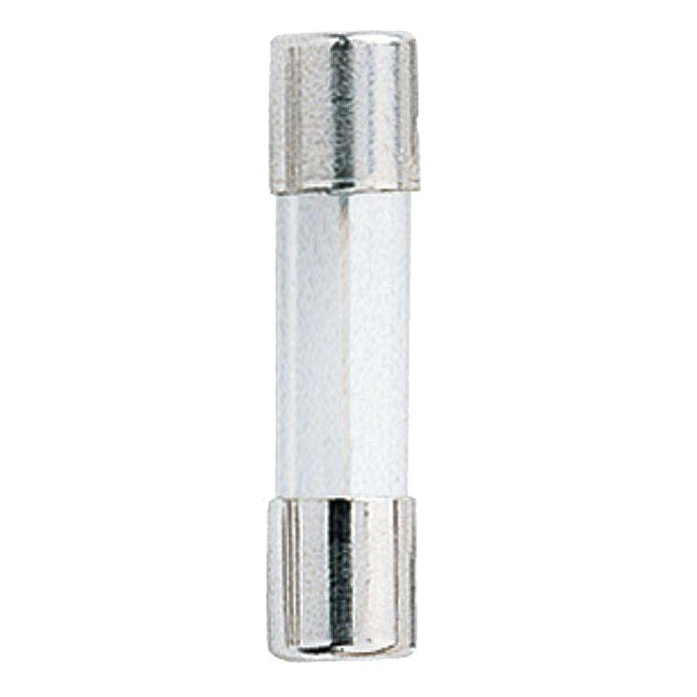 500mAmp GMA Style Fast Acting Glass Fuse (5-Pack)