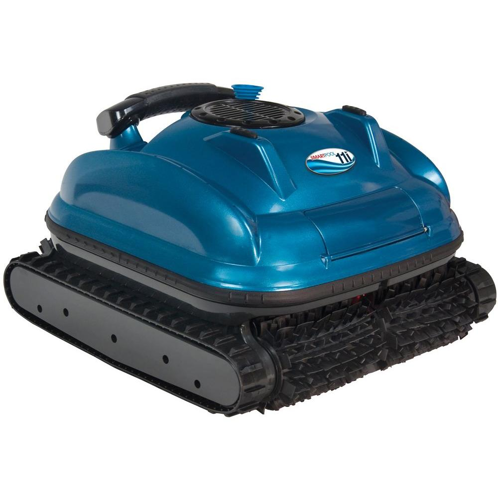 SmartPool 11iRCS Scrubbing Robotic Pool Cleaner with Remote for In-Ground Pool
