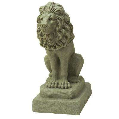 28 in. Guardian Lion Statue