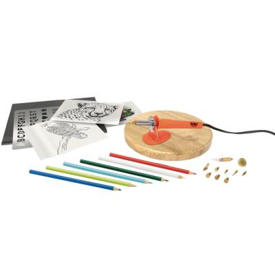 Weller Create Your Own Wood Burning Project Kit, 28 Piece