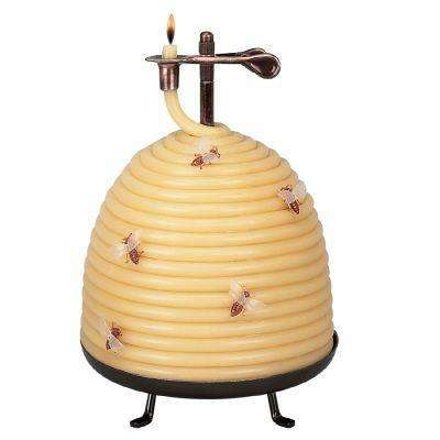 120 Hour Beehive Coil Candle