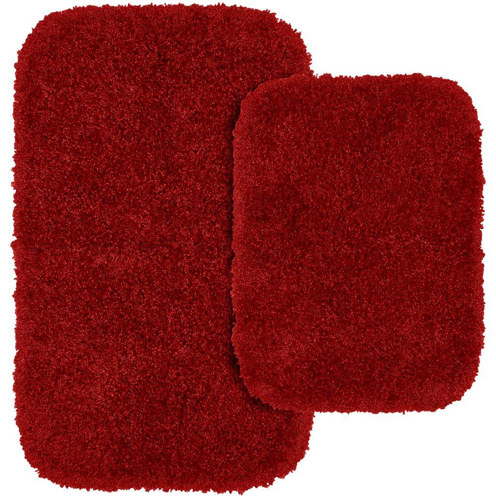 Garland Rug Serendipity Chili Pepper Red 21 In X 34 In
