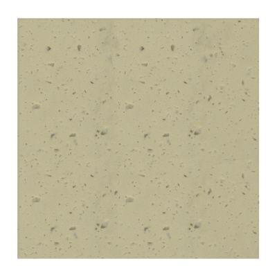 Solieque 4 in. x 4 in. Solid Surface Vanity Finish Sample in Ginger Glaze-DISCONTINUED