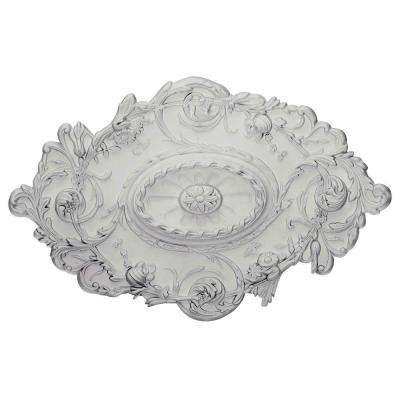 30-1/2 in. x 20 in. Strasbourg Ceiling Medallion