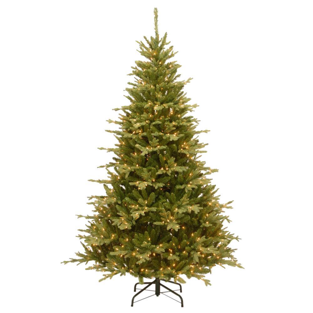 Pre Lit Christmas Tree 7 5 Ft