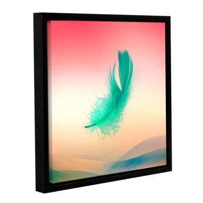 """Float II"" by Chandler Chase Framed Canvas Wall Art"