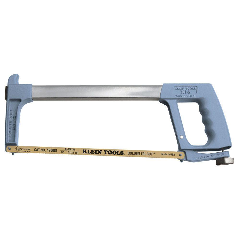 3-in-1 Blade Dual-Purpose Hacksaw