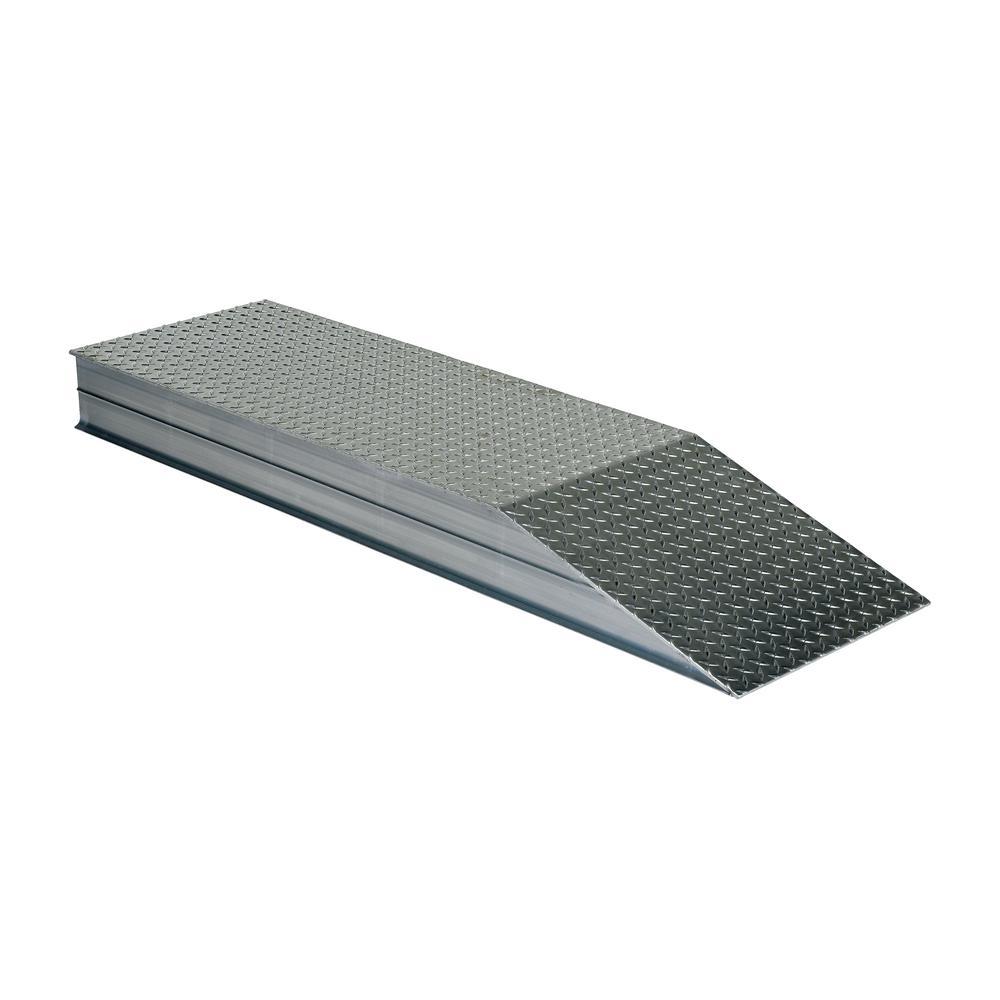 18 in. x 8 in. x 60 in. Heavy Duty Aluminum