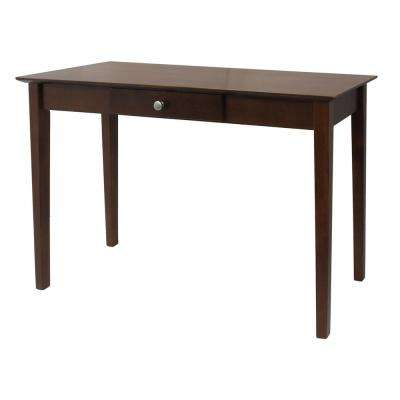 Rochester Walnut Console Table