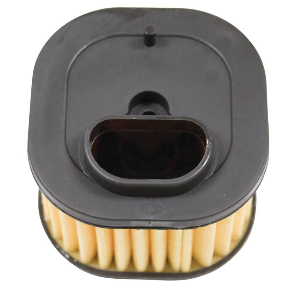371 2 x felt Air Filter For Husqvarna 362 372 Rep 503 81 45-03 365