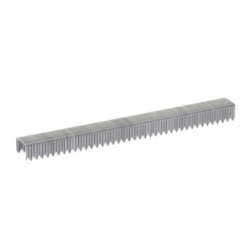 Arrow Fastener T50 5/16 in. Leg x 3/8 in. Crown 18-Gauge Galvanized Steel Staples (1,250-Pack)