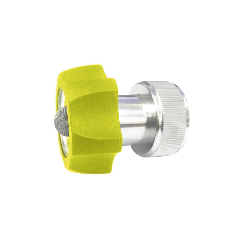 Sun Joe SPX-AGHA Universal 3//4-Inch Aluminum Pressure Washer to Garden Hose Adaptor for SPX Series Pressure Washers