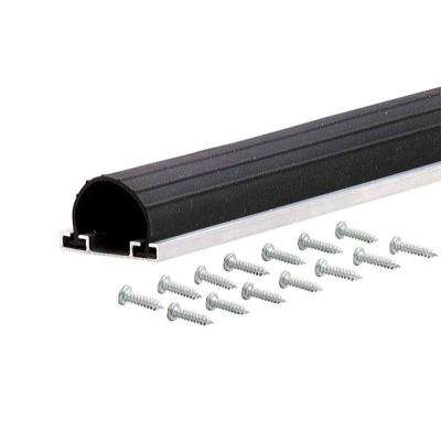 1-5/8 in. x 18 ft. Aluminum and Vinyl Garage Door Bottom