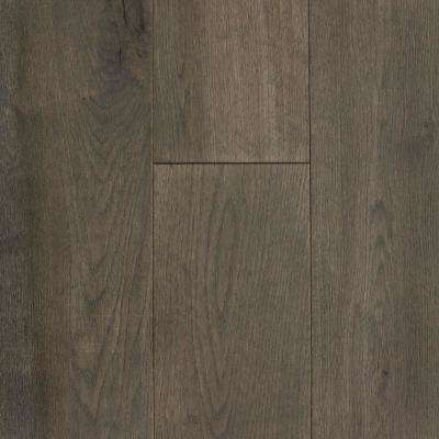 Castlebury Stonington Eurosawn White Oak 1/2 in. T x 7 in. W x Random Length Eng Hardwood Flooring (31 sq. ft. / case)