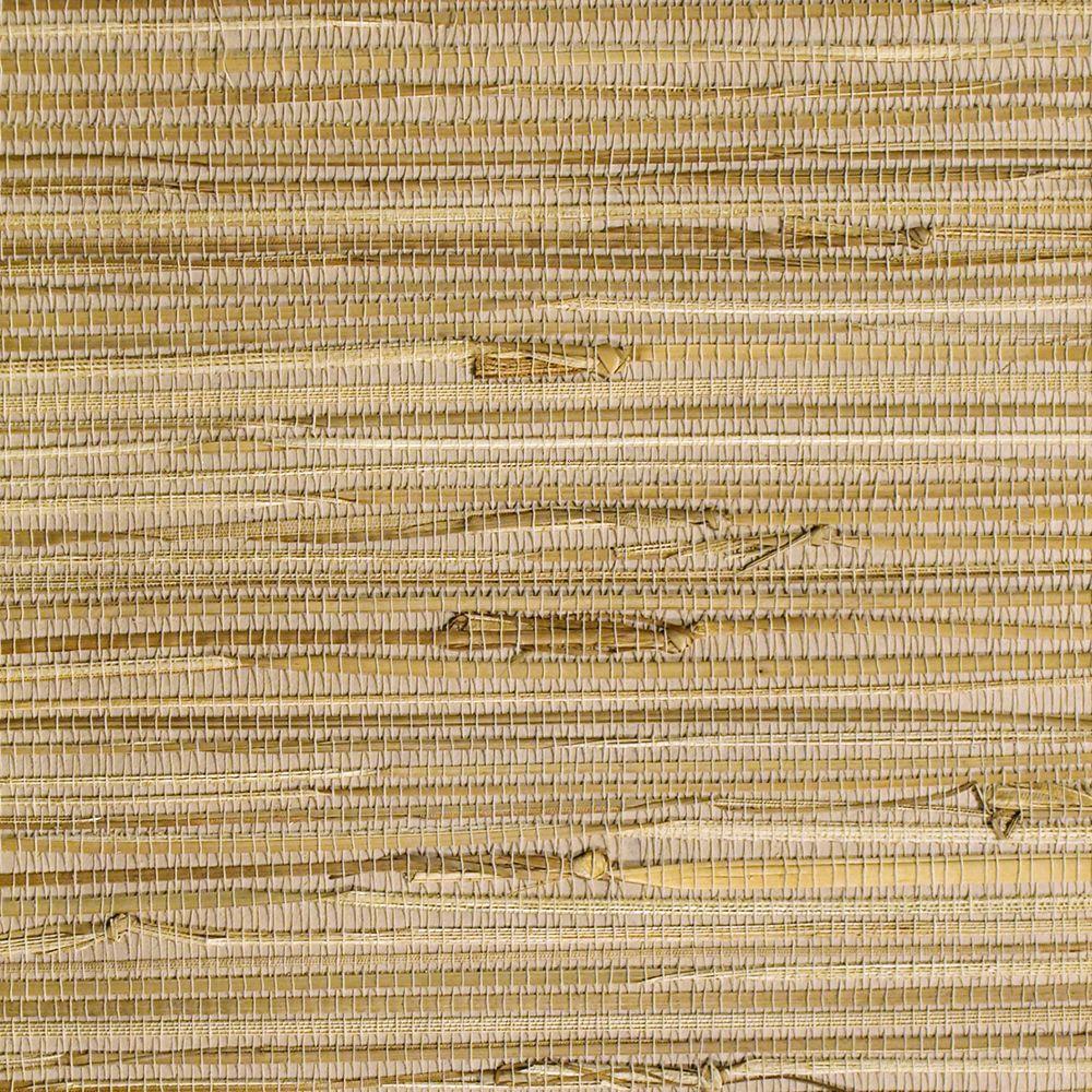 The Wallpaper Company 72 sq. ft. Linen Raffia Weave Texture Wallpaper-DISCONTINUED