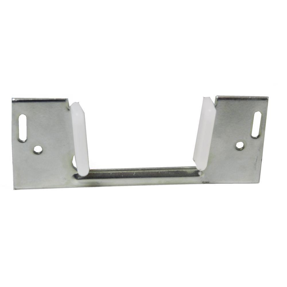 3-1/4 in. Single Sliding Pocket Door Guide