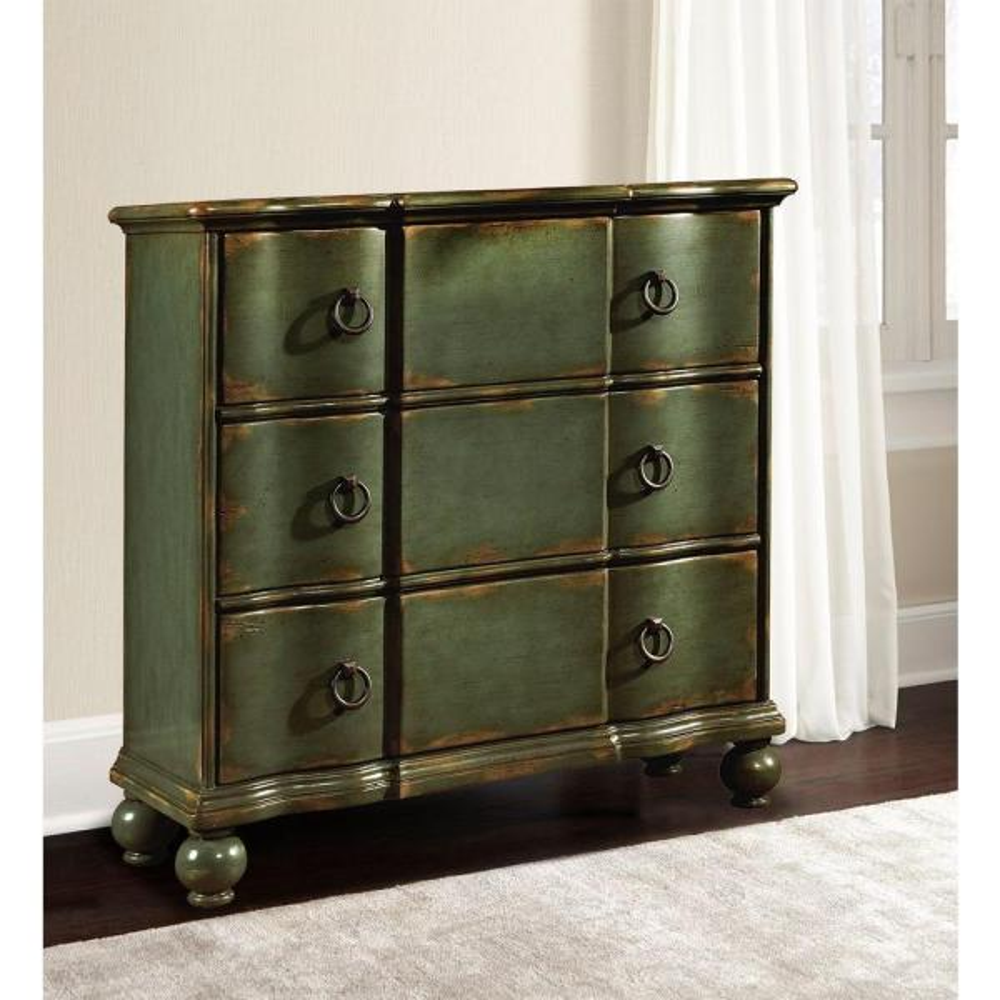 Pulaski Furniture Dark Green Chest