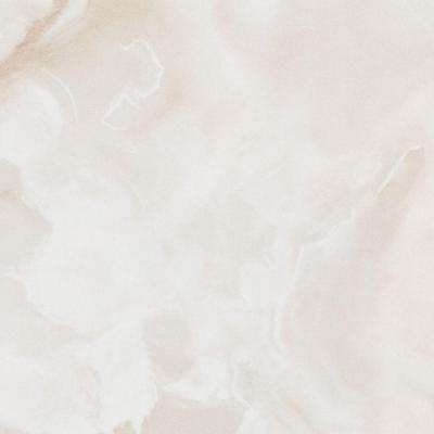 4 ft. x 8 ft. Laminate Sheet in White Onyx with Premiumfx Etchings Finish